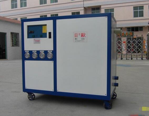 开放式冷水机|武汉冷水机|天冰制冷
