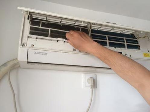 佰业环保|中央空调清洗
