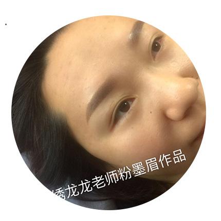 清徐粉雾眉、唯艺妆甲地、粉雾眉培训中心