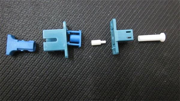 安徽光纤适配器_天津合康双盛光电公司_光纤适配器