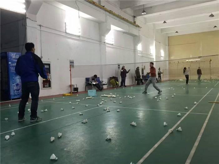 苏州羽毛球培训中心,苏州腾龙体育,羽毛球