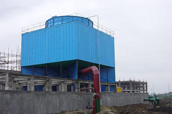 湿式冷却塔规格参数_淄博湿式冷却塔_创佳空调设备经久耐用