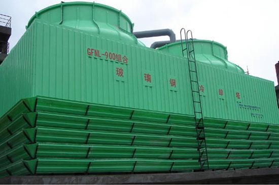 湿式冷却塔|创佳空调设备价格公道|湿式冷却塔定做