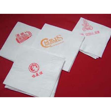 logo餐巾纸|赵王纸业(在线咨询)|邢台餐巾纸