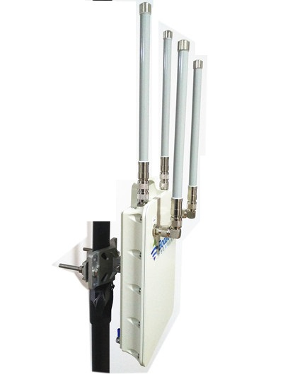 无线传输方案提供商_博达讯_无线网桥
