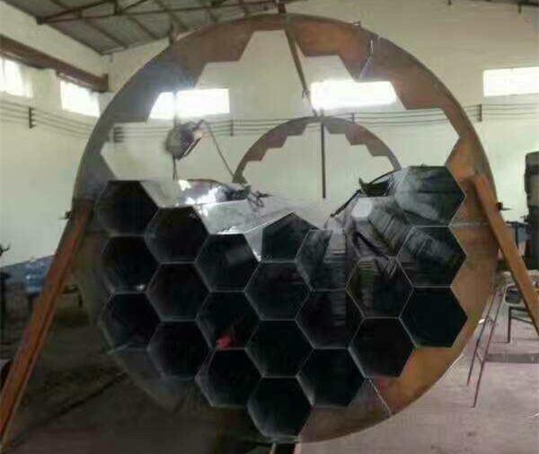 湿式除尘器检修+保养、湿式除尘器、创信环保