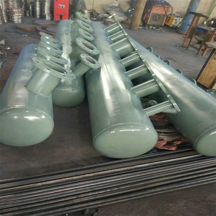 图纸加工价格低,新疆分水器,分水器的生产方法出口