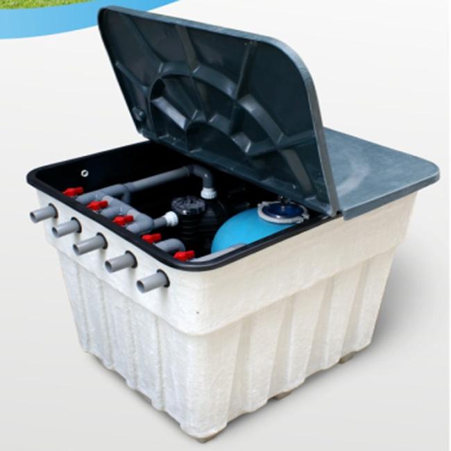 泳池水处理设备、定安县泳池、超速环保(查看)