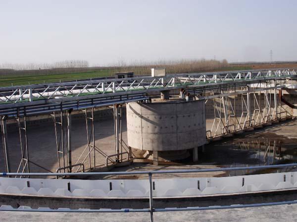 诸城中方基业(多图)、唐山炼钢污水处理设备