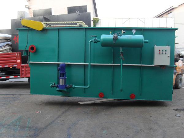 加油站污水处理设备价格,诸城中方基业