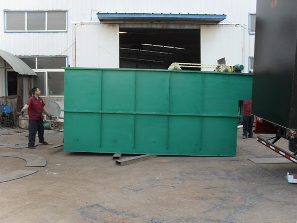 加油站污水处理设备|诸城中方基业|加油站污水处理设备厂家