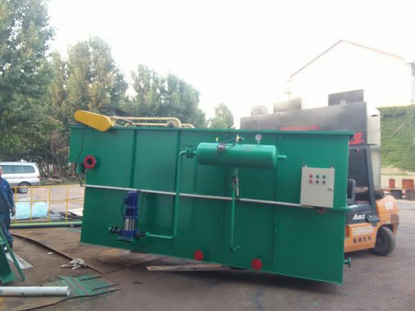 商洛加油站污水处理设备|诸城中方基业
