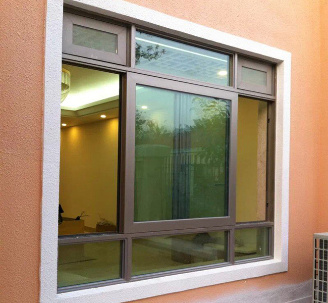 推拉窗|粤人铝材|80系列推拉窗