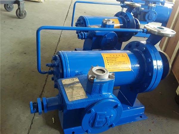 山东屏蔽泵生产厂家_池州屏蔽泵_山东科海泵业