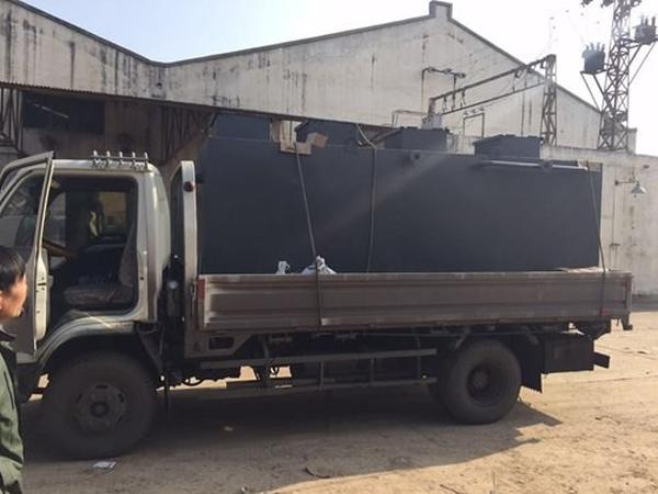 印染污水处理设备加工,【明远环保】,印染污水处理设备
