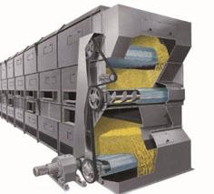 双工机械设备(图)|茶叶网带式烘干机|网带式烘干机