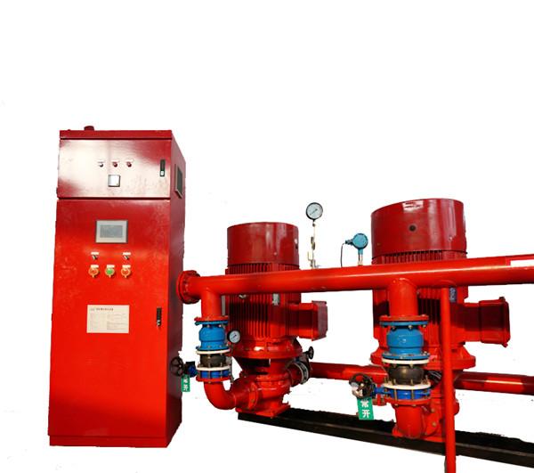 青岛给水设备厂家供应_李沧给水设备_正济消防泵