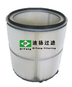 纳米阻燃滤筒|滤筒|上海迪扬滤筒