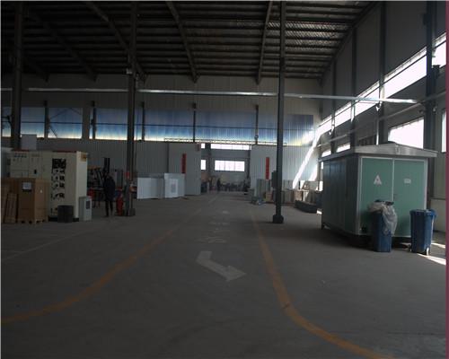 箱式变电站定做、箱式变电站、山西高开电气