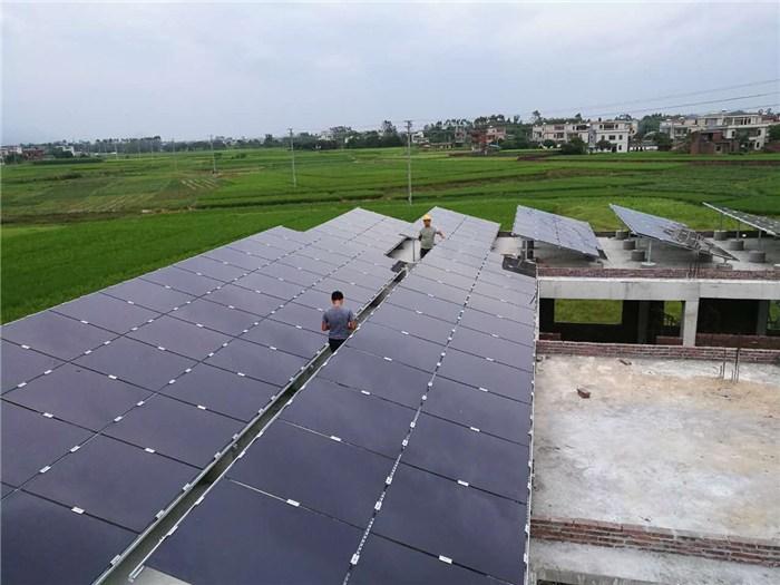 太阳能光伏发电站,华米光伏工程,光伏发电站