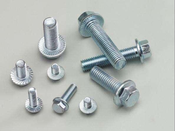 法兰面螺栓厂家,法兰面螺栓,永年博越紧固件工业区(查看)