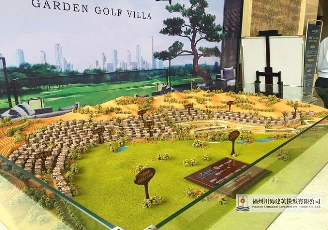 福州3d建筑模型设计、福州建筑模型、建筑模型