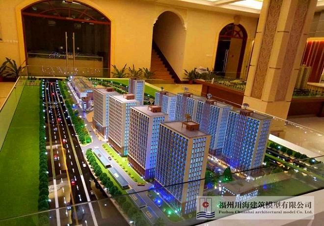 福建模型设计,模型,福建川海建筑模型