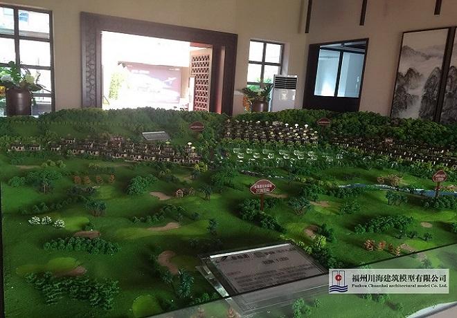 模型,福州川海建筑模型,福建模型设计
