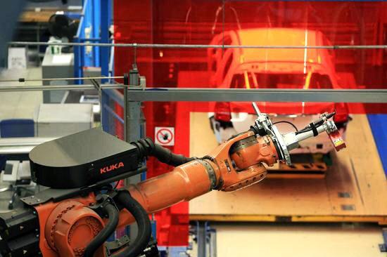 机器人塔台主体焊接图片/机器人塔台主体焊接样板图 (1)