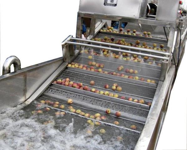重庆果蔬类清洗机、诸城日通机械、果蔬类清洗机多少钱