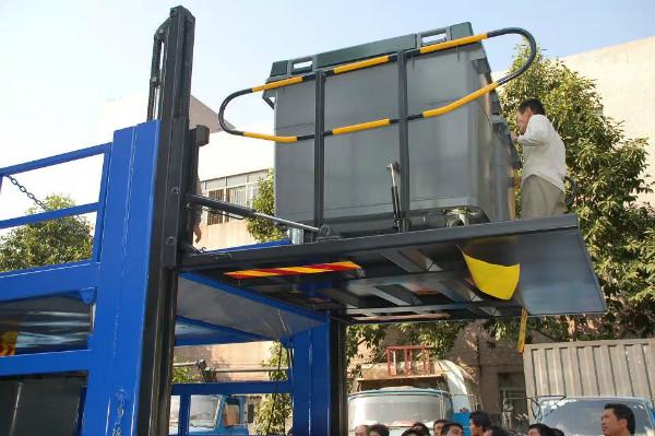 貨車尾板使用說明、東莞達成貨車尾板、宜賓貨車尾板