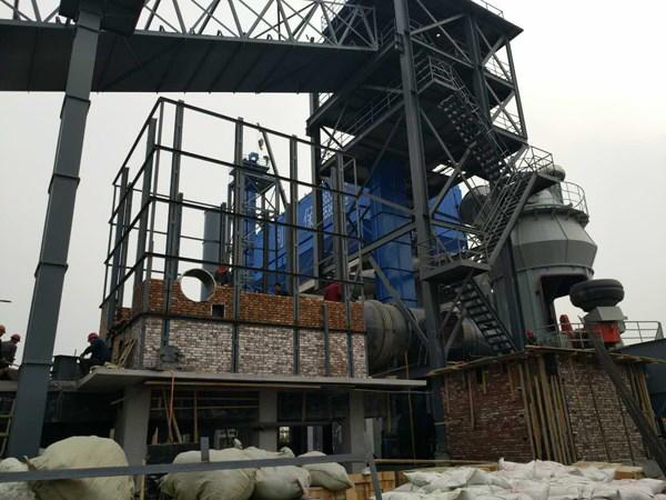 山东沸腾炉专业厂家|德翰窑业热风炉厂家|山东沸腾炉