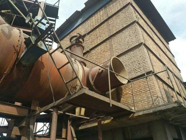 青岛沸腾炉,德翰窑业热风炉公司,山东立磨专用沸腾炉