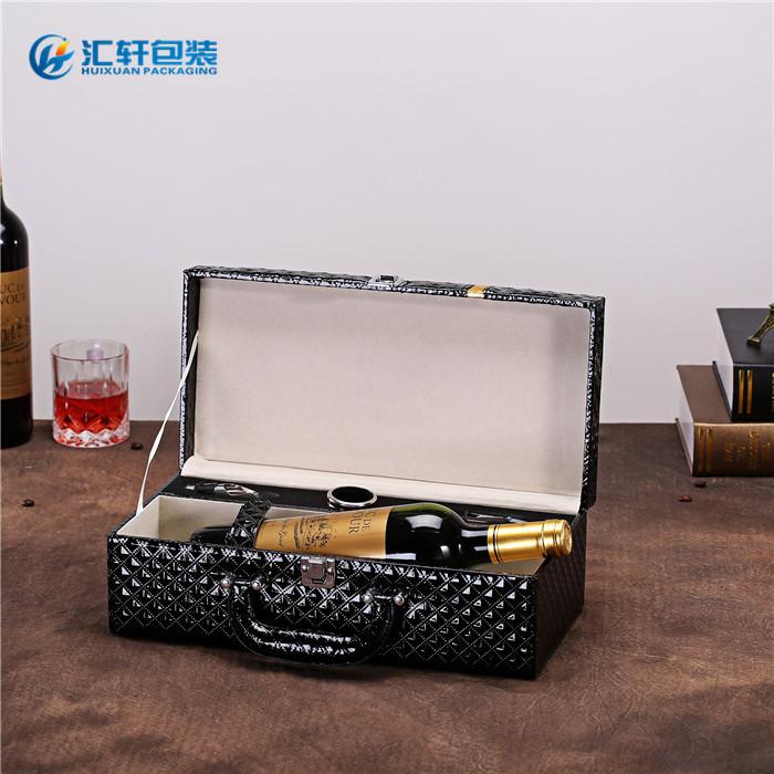 红酒礼盒|汇轩包装盒值得推荐|批发红酒礼盒