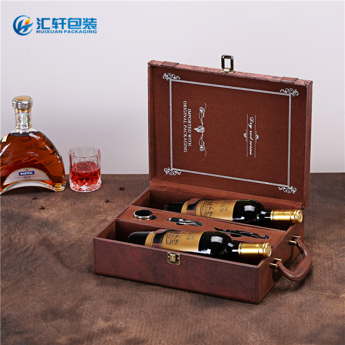 红酒礼盒|汇轩包装盒值得推荐|单支红酒礼盒