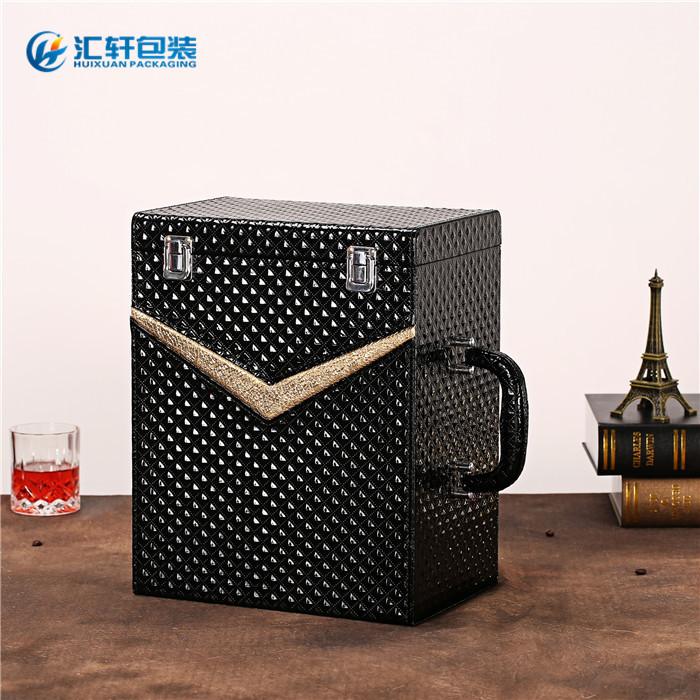 红酒礼盒|汇轩包装盒款式丰富|精美红酒礼盒