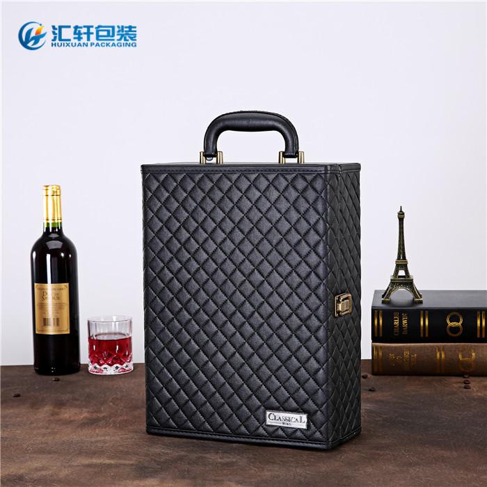 红酒礼盒包装_汇轩包装(在线咨询)_红酒礼盒