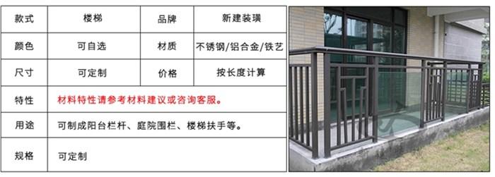 阳台护栏图片/阳台护栏样板图 (1)
