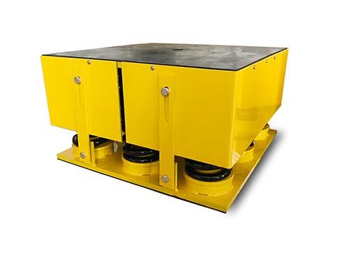 发电机组减震图片/发电机组减震样板图 (1)