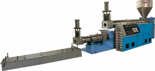 联华塑料(图)|树脂粉造粒机|造粒机