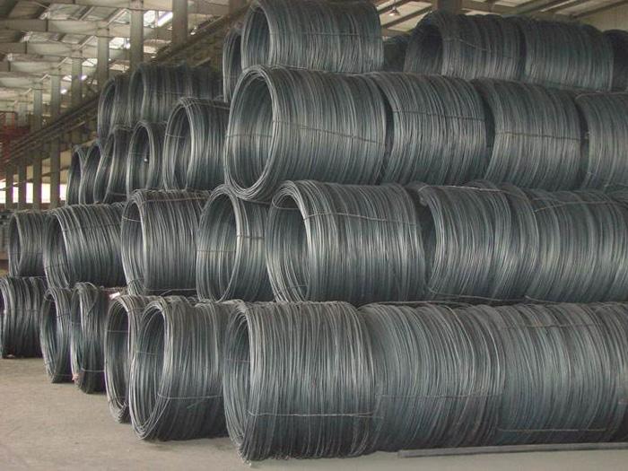 鄂州钢材批发部(图)、螺纹线材、襄樊线材