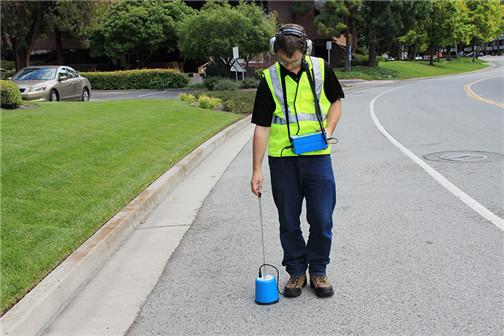 管道漏水检测设备|管道漏水检测|中杰勘测(查看)