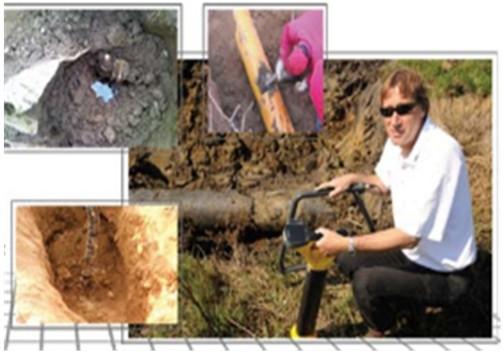 石油管道检测设备-中杰勘测-鄂州管道检测