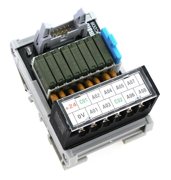 宝轩电子(图)|浙江继电器模组|继电器模组