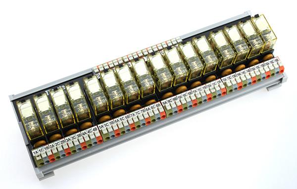 继电器模组、宝轩电子、厦门继电器模组