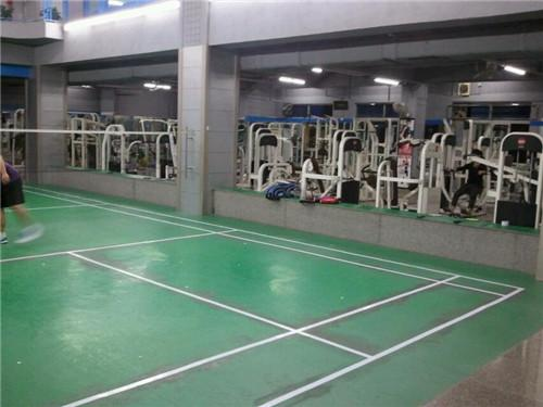 室内健身 九六健身培训 龙岩健身