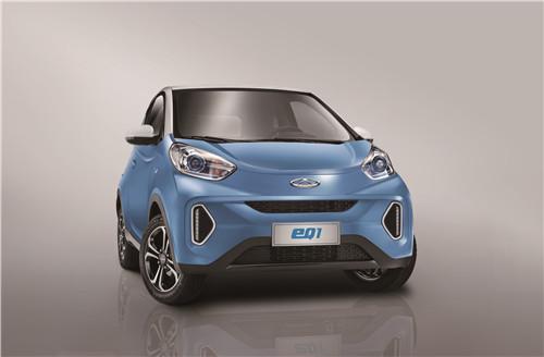 无锡创美汽车贸易_超越Smart的国产车