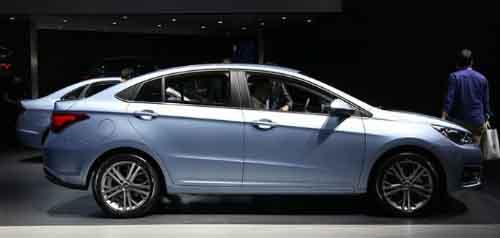 超越Smart的国产车型号_无锡创美汽车贸易