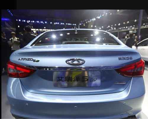 无锡创美汽车贸易,超越Smart的国产车