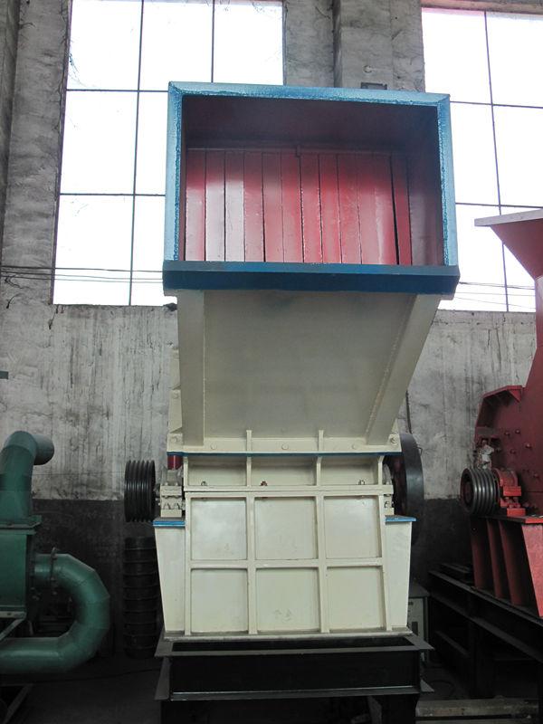 易拉罐粉碎機(图)_新型金属粉碎机_金属粉碎机
